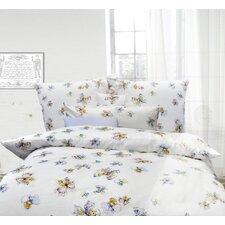 Bettwäsche-Set Farfalla aus Baumwolle - Satin