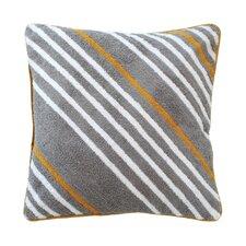Zierkissen Diagonal Lines aus 100% Baumwolle