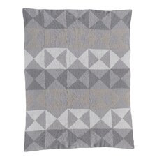 Naturi Salt Cotton Knitted Blanket