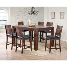 "7 Piece 36"" Pub Table Set"
