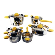 Stacca 11-Piece Cookware Set