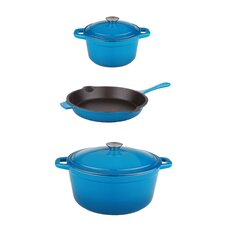 Neo 5-Piece Cast Iron Set