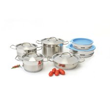 Hotel Line 12-Piece Cookware Set