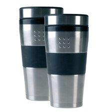 Orion 16 oz. Travel Mug (Set of 2)