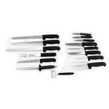 ProSafe 15 Piece Soft Grip Knife Set