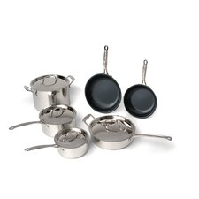 Earthchef 10-Piece Cookware Set