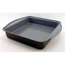 """EarthChef 14"""" Square Cake Pan"""
