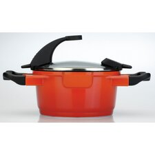 Virgo Stock Pot with Lid
