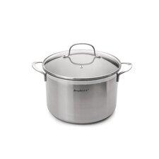 Bistro  6.3-qt Stock Pot with Lid