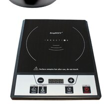 """Tronic 14"""" Electric Induction Cooktop with 1 Burner"""