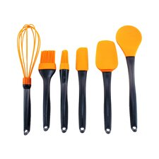 Geminis 6 Piece Kitchen Utensil Set