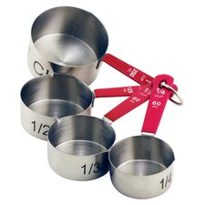 4 Piece Keelan Measuring Cup Set