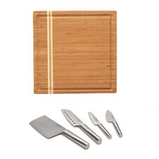 Eclipse 5 Piece Cutlery Set and Board