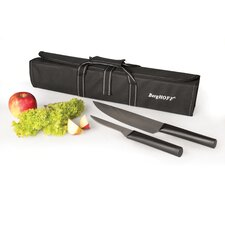 Eclipse 9-Piece Knife Set with Folding Bag
