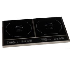 Tronic Double Induction Cook Top