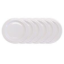 Elan 9'' Salad Plate Wide Rim (Set of 6)