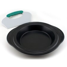 Perfect Slice Pie Pan with Tool