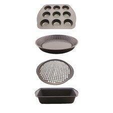EarthChef 4 Piece Bakeware Set