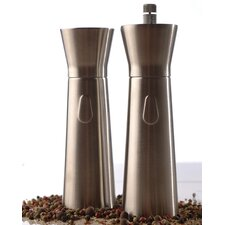 Salt Shaker and Pepper Mill Set