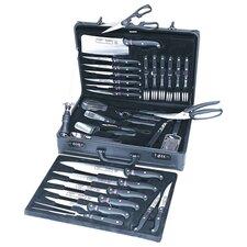 Studio 32 Piece Knife Case Set