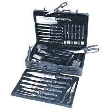 Studio 32 Piece Knife Case Set