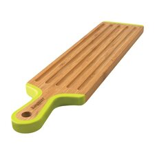 Studio Long Paddle Shaped Bamboo Board