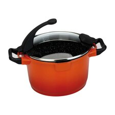 Virgo 7.7-qt. Stock Pot with Lid