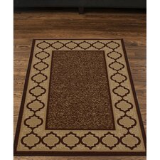 Anne Brown Area Rug