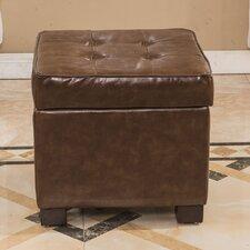 Elegant Storage Cube Ottoman