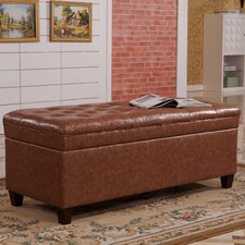 Upholstered Storage Bedroom Bench