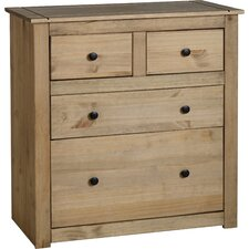 Balder 4 Drawer Chest of Drawers