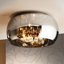 Excellence 5 Light Flush Ceiling Light