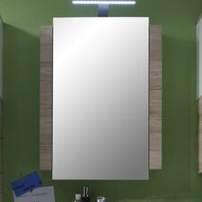 Groove 80 x 60cm Mirror Cabinet