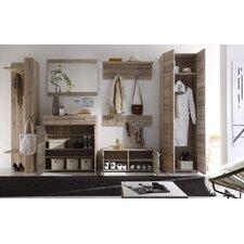3-tlg. Garderoben-Set Style