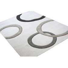 Teppich Theta in Weiß