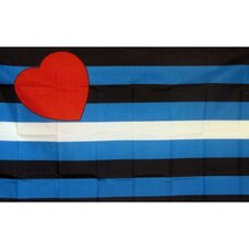 Leather Pride Traditional Flag