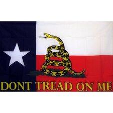 Don't Tread on Me Texas Flag
