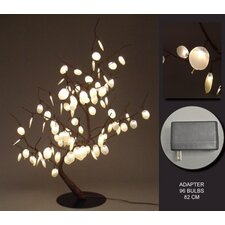 Floral 96 LED Light Dollar Bonsai Tree
