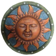 Stepping stone with Sun Wall Decor (Set of 2)