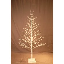 Birch Tree with 270 LED Lights
