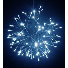 Brown Branch Starburst with 110 LED Lights