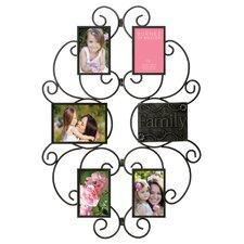 Granger Family Corner Collage Picture Frame