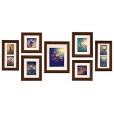 Gallery 7 Piece Portrait Picture Frame Set