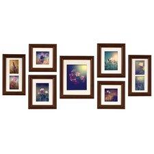 Gallery 7 Piece Portrait Picture Frame Set