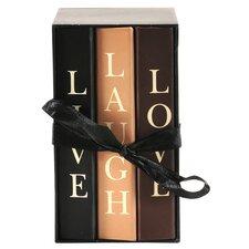 Live Love Laugh Book Album