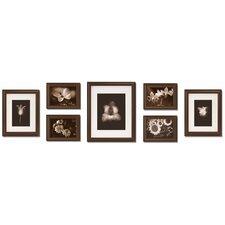 Create-A-Gallery 7 Piece Studio Picture Frame Set