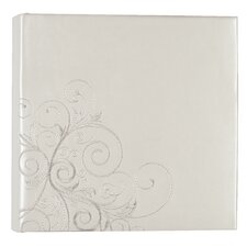 Pinnacle 2 Up Wedding Scroll Album