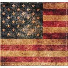 Pinnacle 2Up American Flag Album