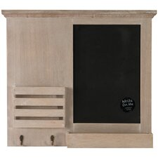 Gallery Solutions Chalkboard Memo Holder