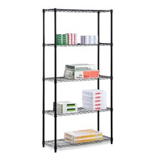 182.9 cm H Shelving Unit (Set of 10)